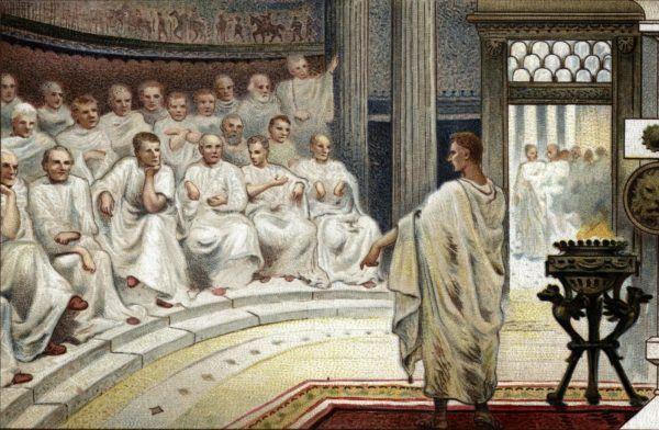 las-civilizaciones-antiguas-senado-romano