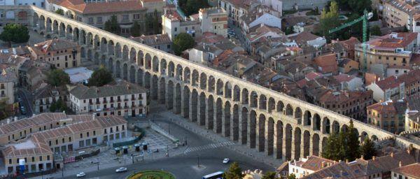 Los Acueductos, obras públicas para llevar el agua a las ciudades