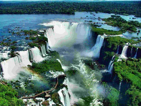 Cataratas Iguazú Maravillas