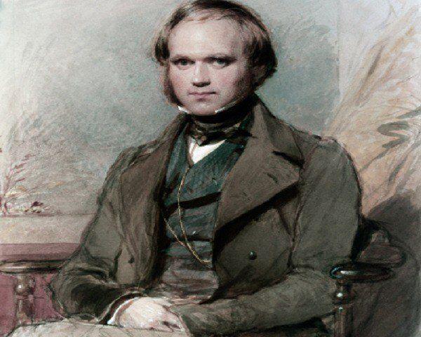 Joven Darwin