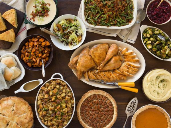 Dia De Accion De Gracias Cuando Se Celebra Thanksgiving Day 2017
