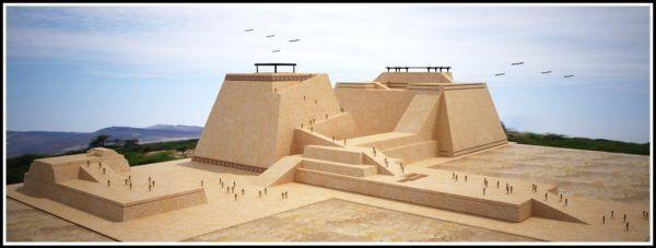 Reconstrucción de la Tumba del Señor de Sipán