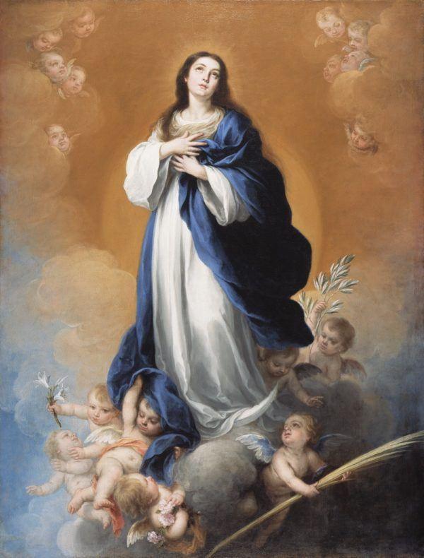 La Inmaculada. Murillo