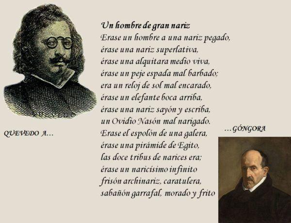 Enfrentamientos entre Góngora y Quevedo