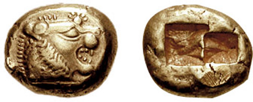 Moneda Mesopotamia