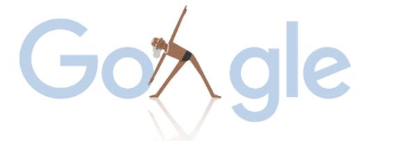 google-rinde-homenaje-a-b-k-s-iyengar-promotor-del-yoga