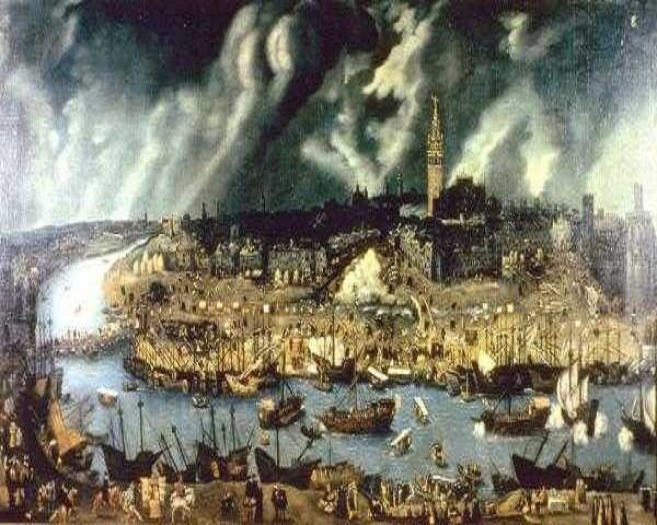 Sevilla Historia Universal