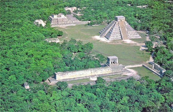 La cultura maya for Civilizacion maya arquitectura