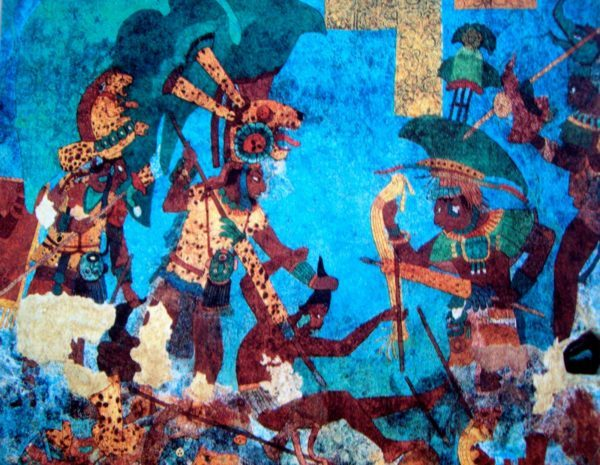 cultura-maya-frescos