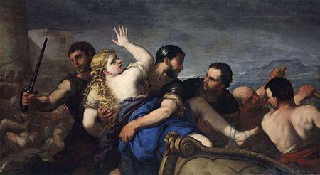 El rapto de Helena