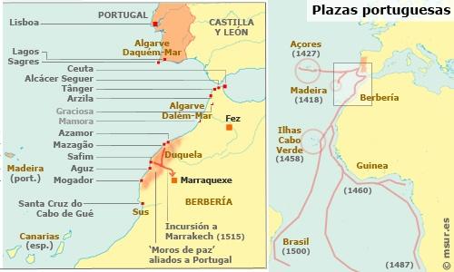 viajes-de-descubrimiento-y-exploracion-primeras-plazas-portuguesas