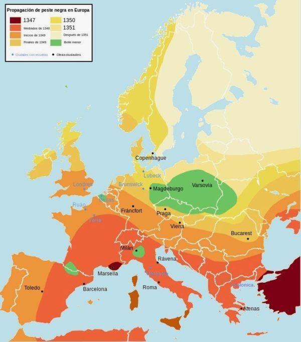 la-peste-negra-de-1348-mapa