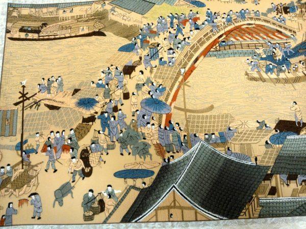 Se fomenta las artes, dandole gran importancia a la pintura tradicional china