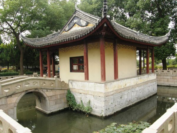 Tumba del rey Fu Chai, una figura muy importante de la dinastía Zhou,