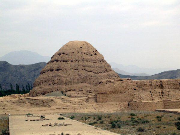 Tumba Dinastía Xia