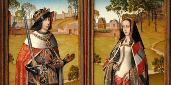 Juana I de Castilla y Felipe de Habsburgo