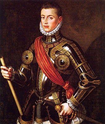 Juan Príncipe de Asturias