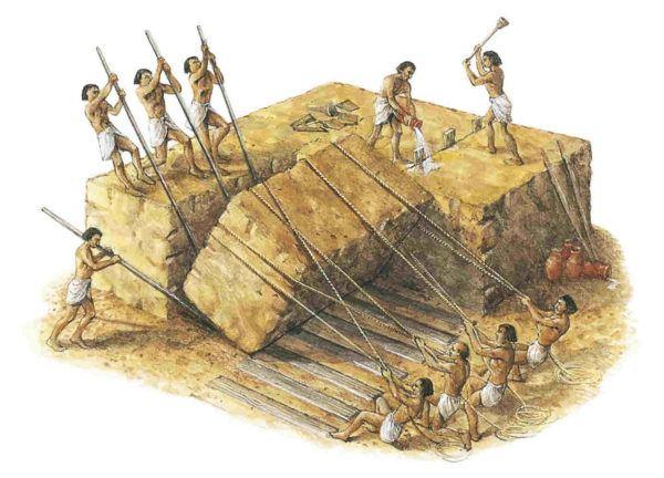 Extracción de la Piedra