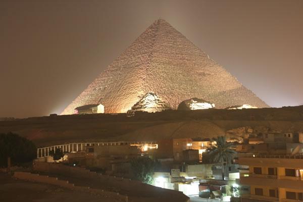 Las pir mides de egipto for Arquitectura de egipto