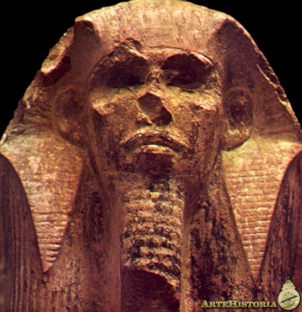El faraón Zoser, el segundo faraón de la tercera dinastía, y del Imperio Antiguo