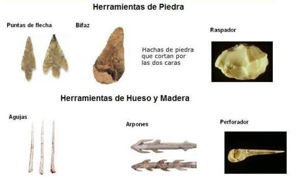Prehistoria Cazadores Y Recolectores En El Paleolitico