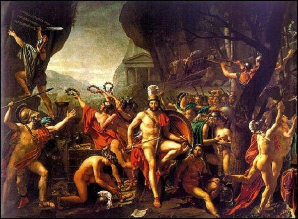 Leonidas Termopilas