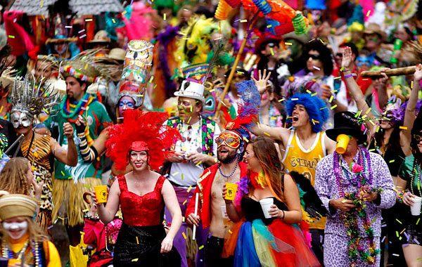 Cuándo es Carnaval 2017 - SobreHistoria.com
