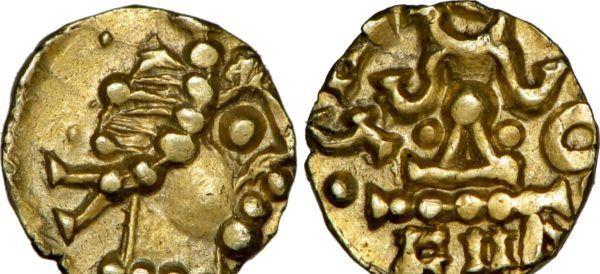 Monedas Merovingias
