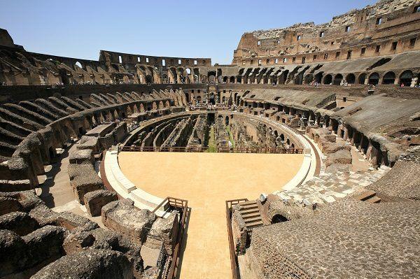 Historia Fotos Y Video Del Coliseo Romano Sobrehistoriacom