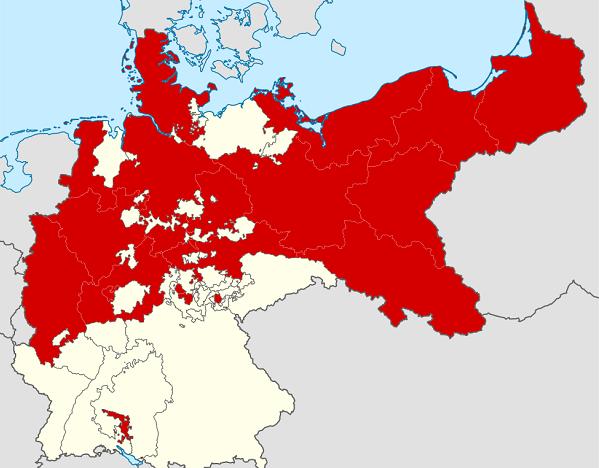 historia prusia