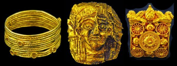 Orfebrería Etrusca