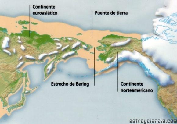 prehistoria-paleolitico-estrecho-de-bering