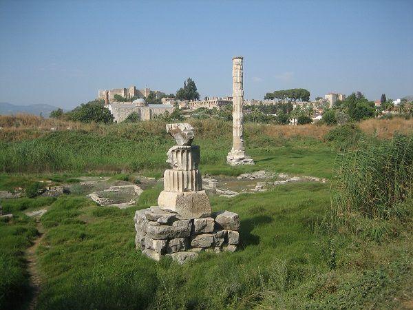 templo diana efeso