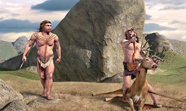 homo-neardenthalensis-caza