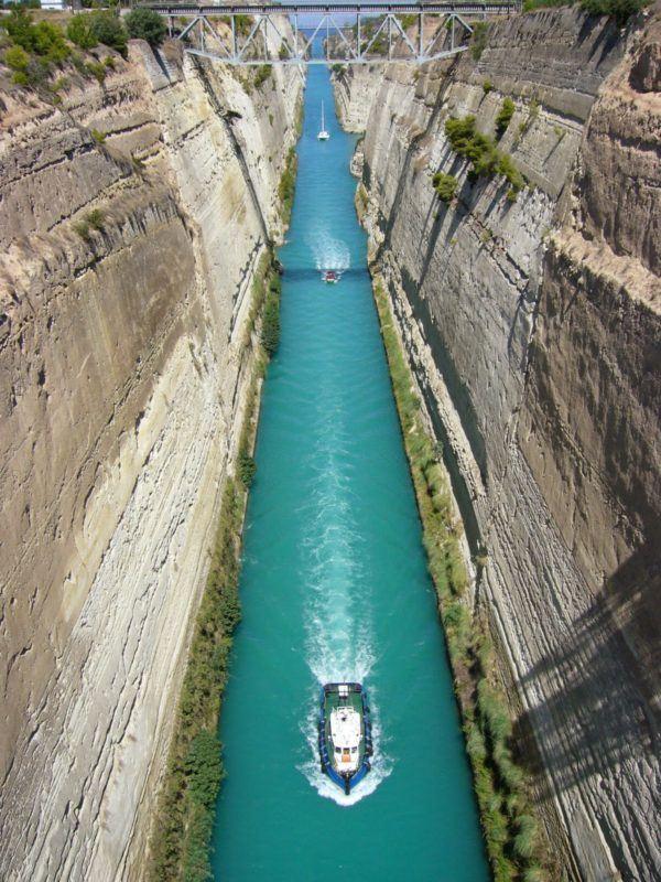 Canal Corinto