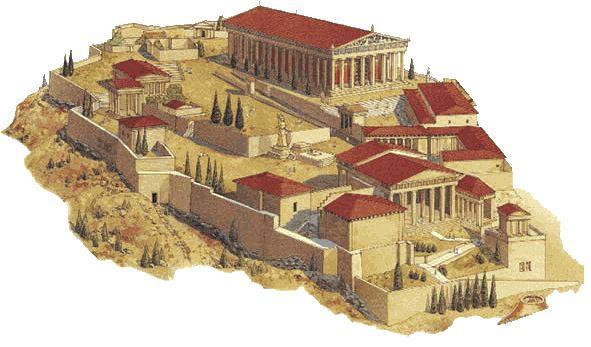 pericles-arquitectura-griega-monte-olimpo