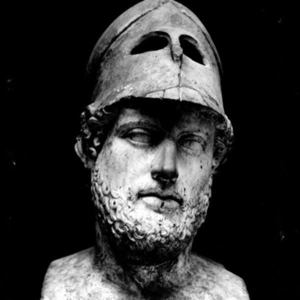 pericles-busto