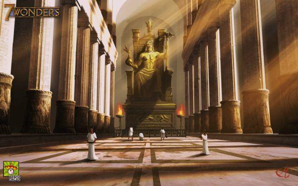 pericles-escultura-estatua-zeus