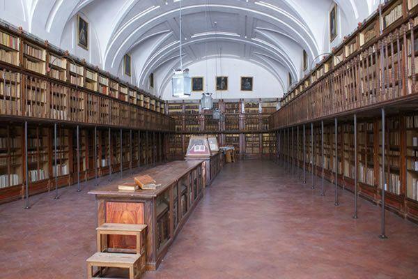 Biblioteca del Real Monaterio del Escorial