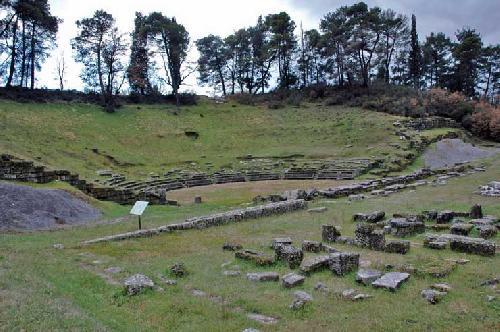 Ruinas Ciudad de Arcadia