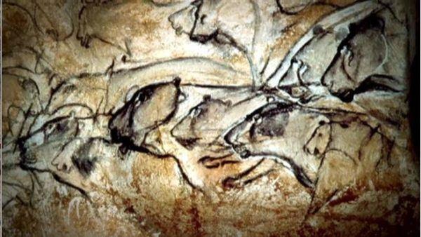 Pinturas Cuevas de Nerja