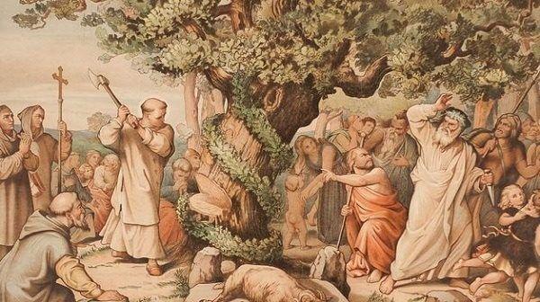 Cu l es el significado de los rboles de navidad for Tipos de arboles y su significado