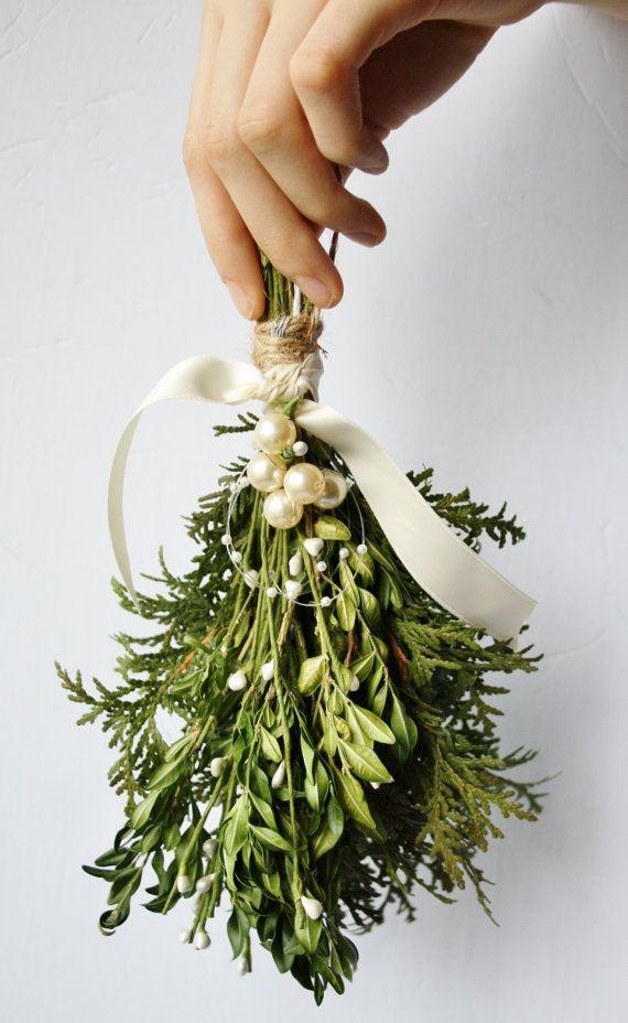 muerdago-navidad-origen