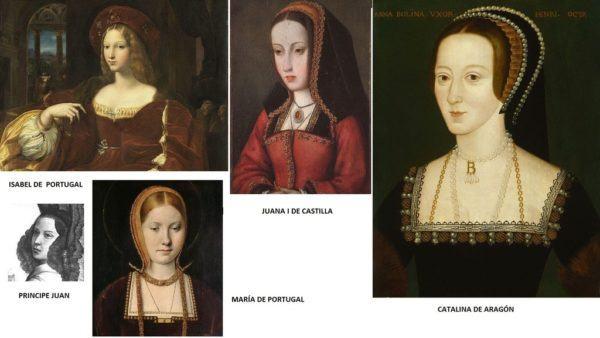 Matrimonio Catolico Hijos : Quiénes fueron los hijos de isabel la católica