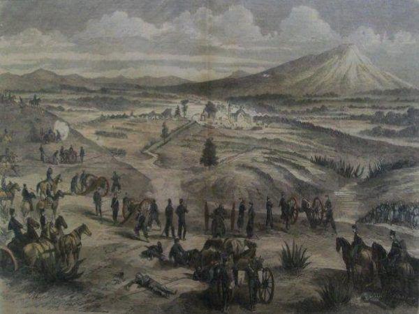 San Martín derrota a los realistas