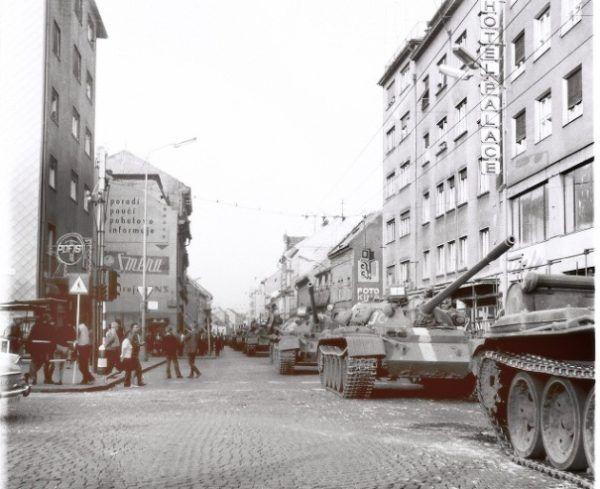 Invasión Agosto 1968