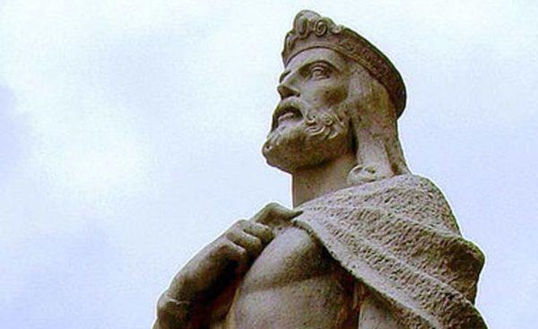 El Rey Alfonso II