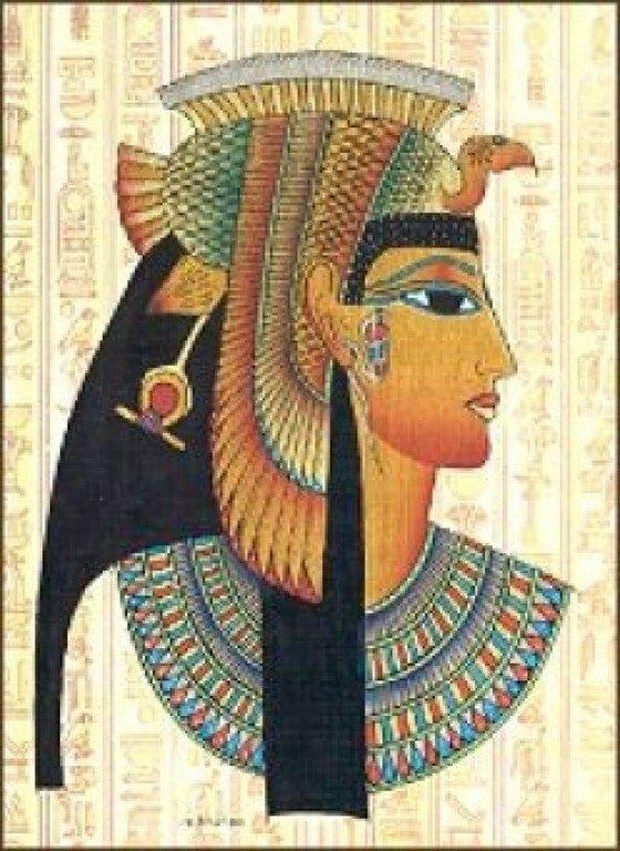 Cleopatra and pharaoh - 3 part 7