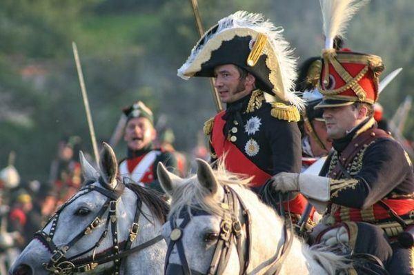 batalla-de-waterloo-caballería