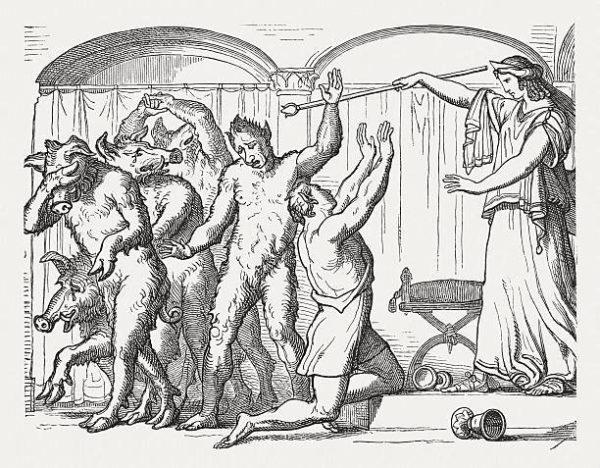 Diosas griegas romanas circe